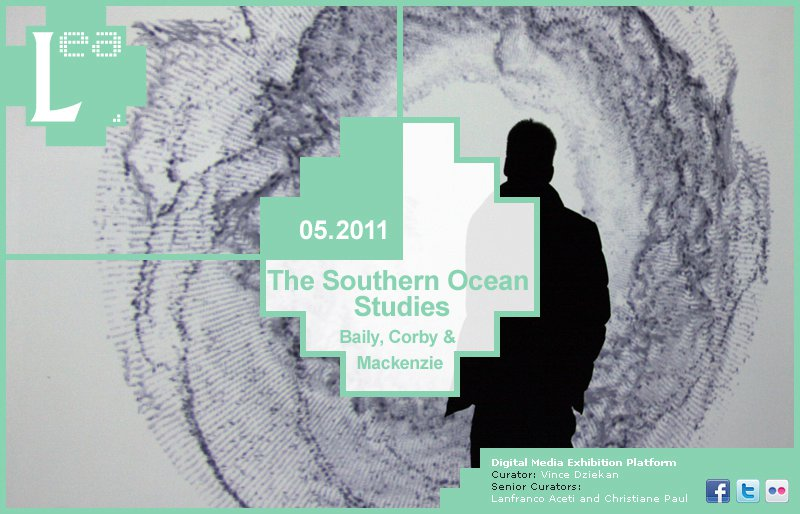 LEA Digital Media Exhibition Platform: THE SOUTHERN OCEAN STUDIES By Baily, Corby & Mackenzie