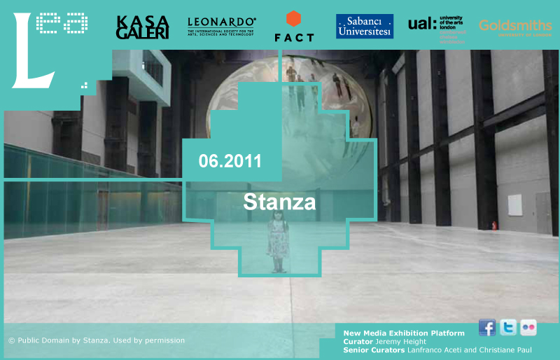 LEA New Media Exhibition: Interview with Stanza