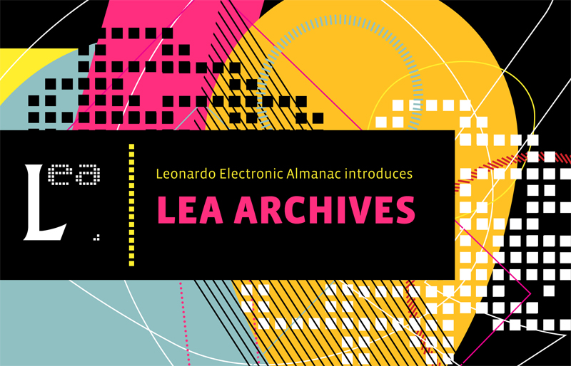 Leonardo Electronic Almanac / Volume 1, No. 1 / September 1993