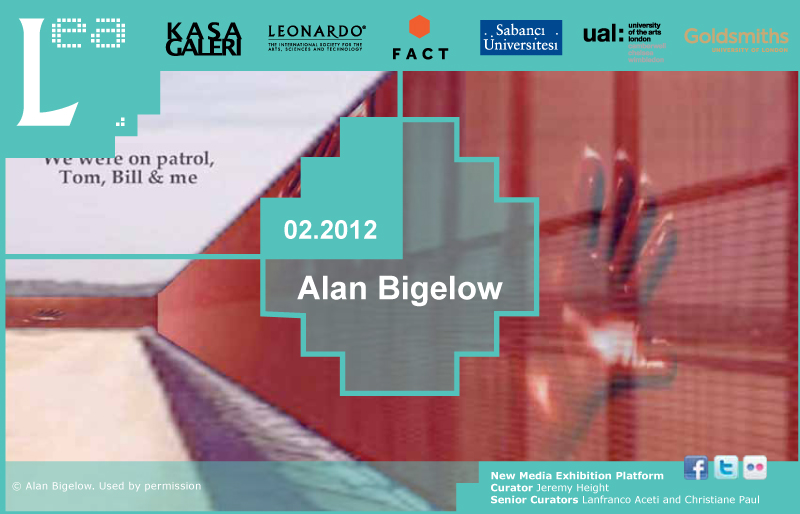LEA New Media Exhibition: Interview with Alan Bigelow