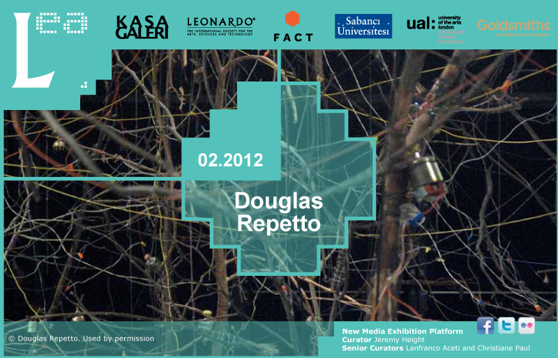 LEA New Media Exhibition: Interview with Douglas Repetto