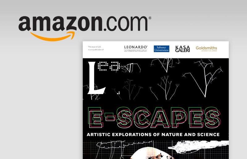 E-SCAPES ON AMAZON
