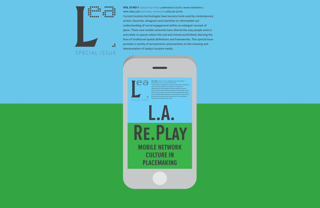 L.A. Re.Play Volume 21 No 1